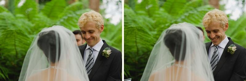 Brendan & Nobuko Sydney Garden Wedding