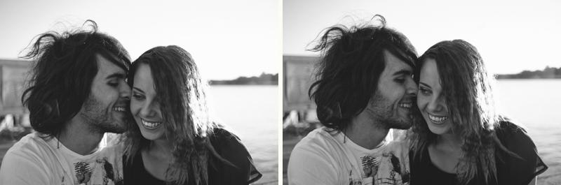 Clancee & George Pyrmont Portrait Session