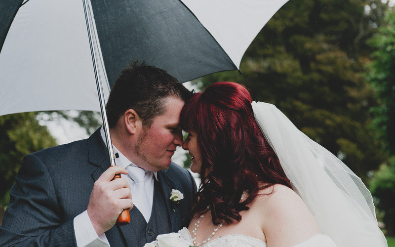 Chris & Joanne Everglades Garden Wedding in Leura