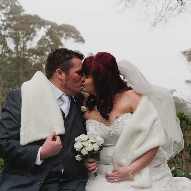 Chris & Joanne Everglades Garden Wedding in Leura