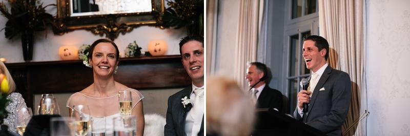 Richard & Lindsay St Pauls Manly and Gunners Barracks Wedding