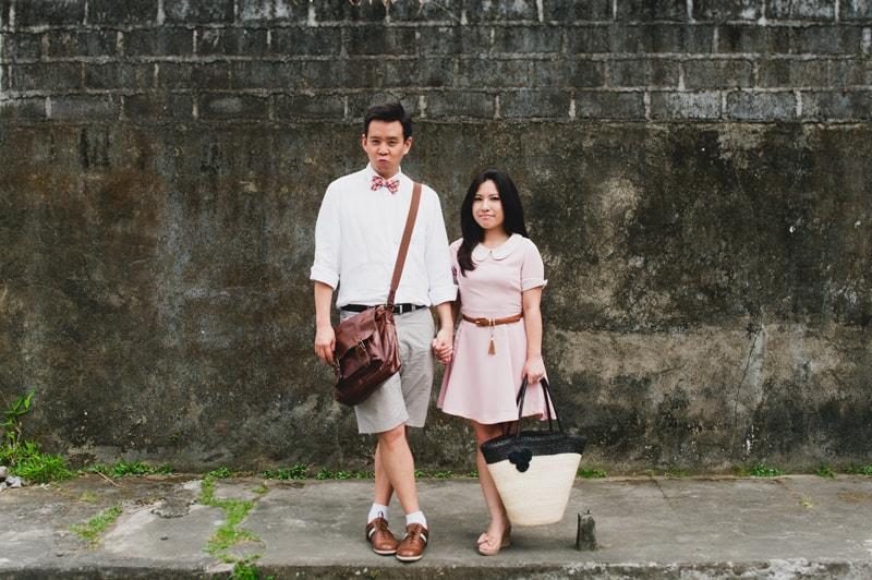 Jimi and Teresa Bali Pre Wedding