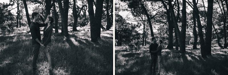 Luke & Miia Centennial Park Portraits