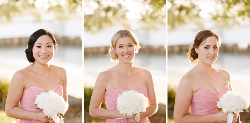 Watsons Bay Spring Wedding