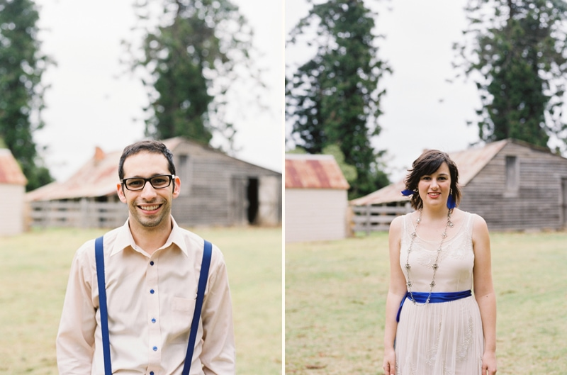 Matt and Jess Bella Vista Farm Wedding Film Frames