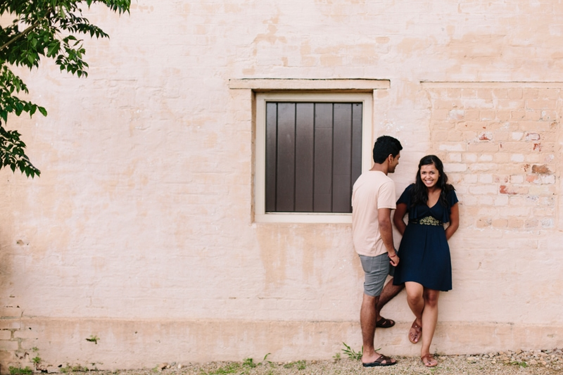 Mili and Arun Sydney Wedding Engagement Shoot and Portraits