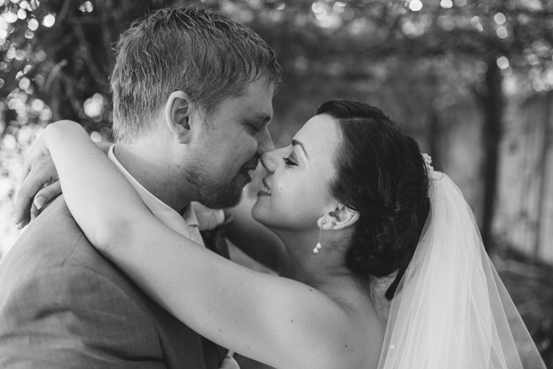 Ani and Dave Autumn Wedding on Sydney North Shore