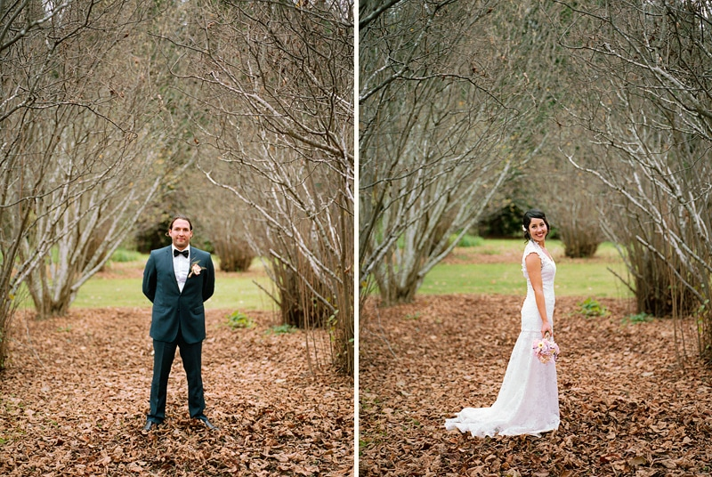 Lani & David - A Montrose Berry Farm Wedding on Film
