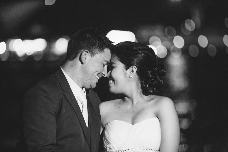 Sydney Harbour Wedding by Jack Chauvel Photography