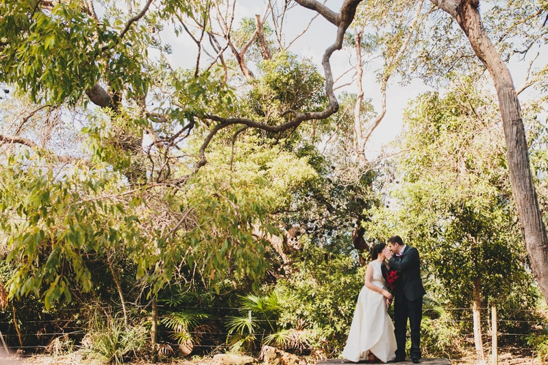 Pearl Beach & Walsh Bay Wedding Photography