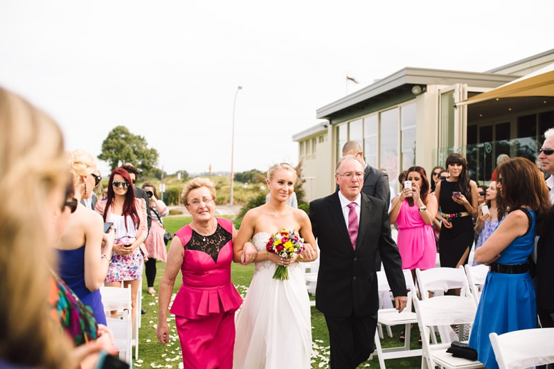 Ally & Dave Spring Wedding in Longreef 87