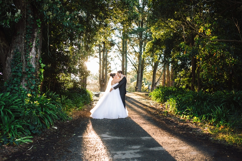 Spring Southern Highlands Wedding at the Hotel Gibraltar in Bowral 1