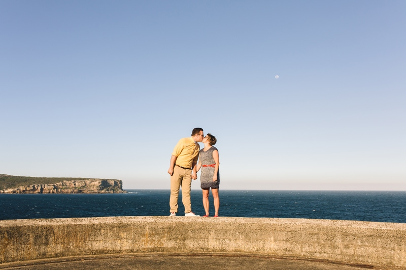 Watsons Bay Engagement
