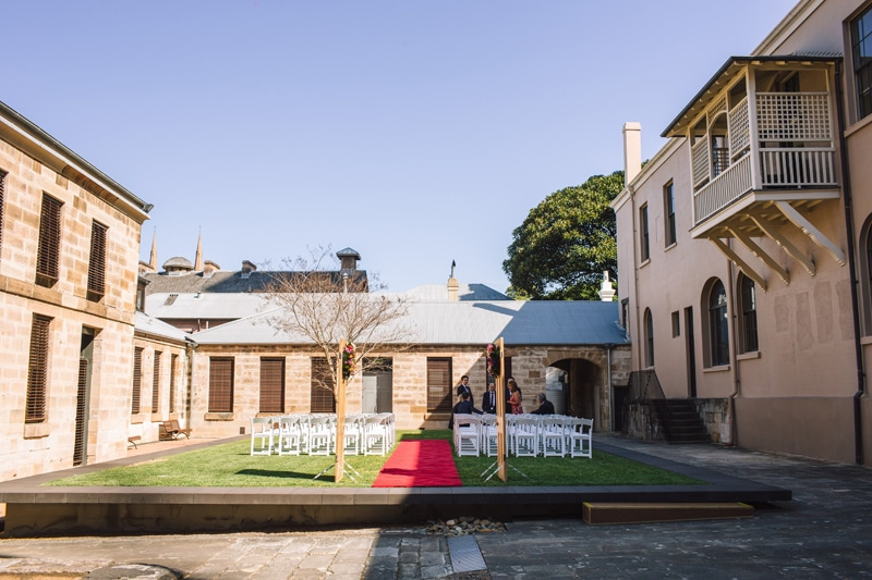 EPIC Sydney Spring Wedding