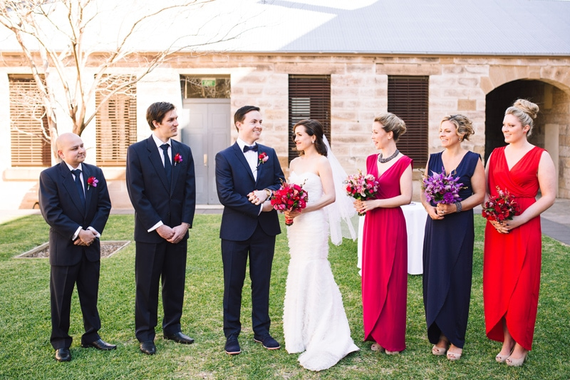 Katrine & Jamie's EPIC Sydney Spring Wedding 073