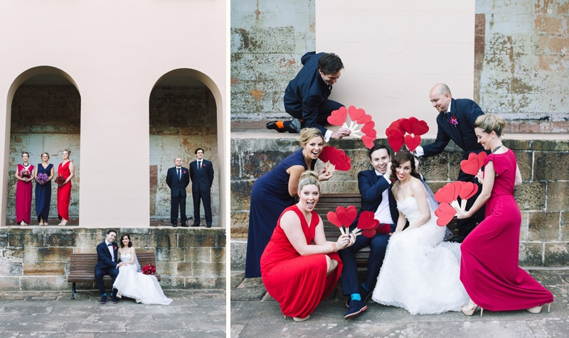 Katrine & Jamie's EPIC Sydney Spring Wedding 101