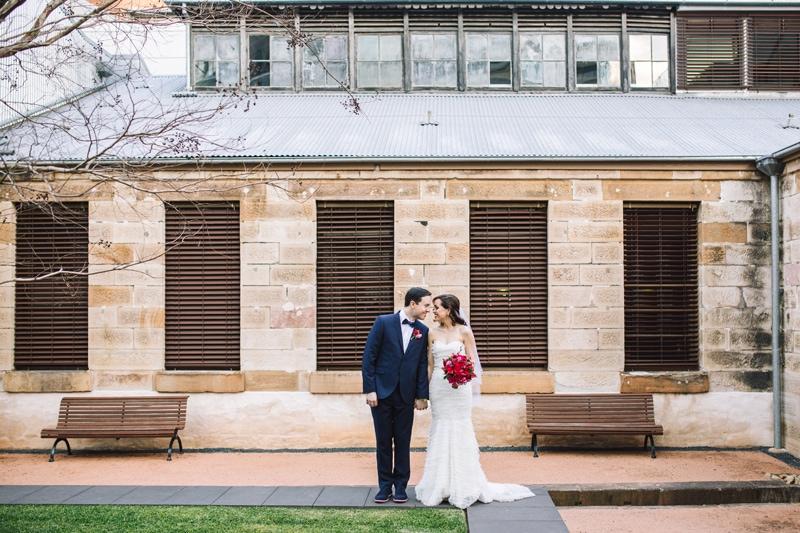 Katrine & Jamie's EPIC Sydney Spring Wedding 105