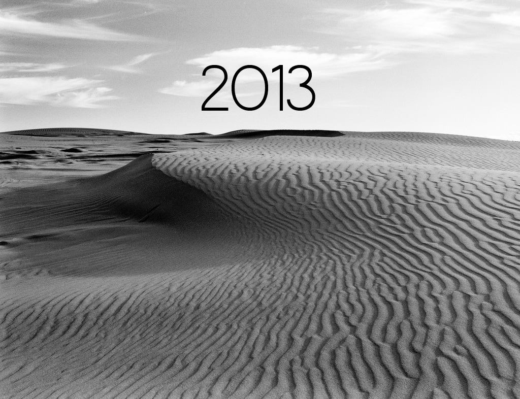2013 Year in Review by Jack Chauvel
