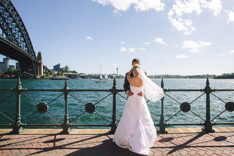 Glebe Wedding Sydney Harbour Wedding