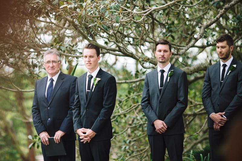 Sydney November Wedding