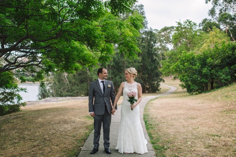 Kylie & Goce Intimate Sydney Wedding_0076