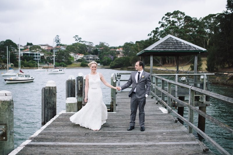 Kylie & Goce Intimate Sydney Wedding_0081