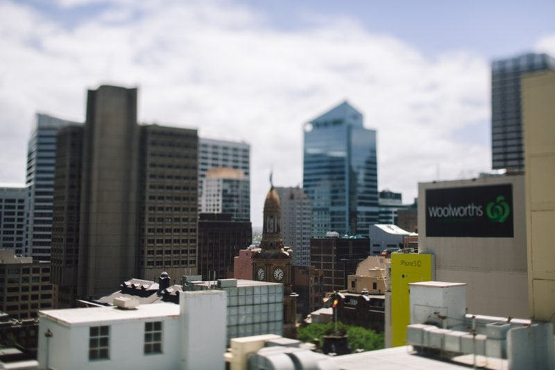Sydney Australia Elopement