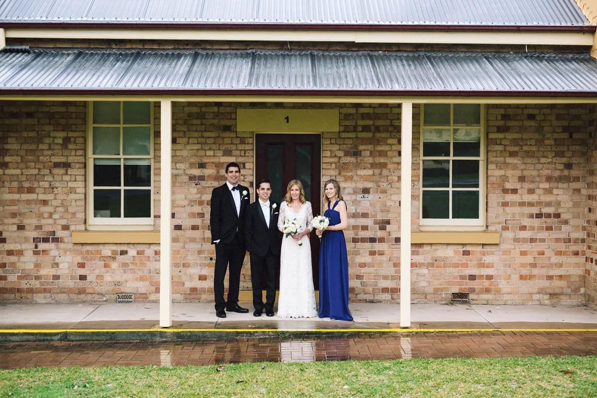 Gunners Barracks Wedding