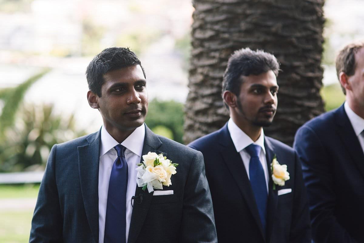 Leah & Karthi - Lavender Bay & Whale Beach Wedding