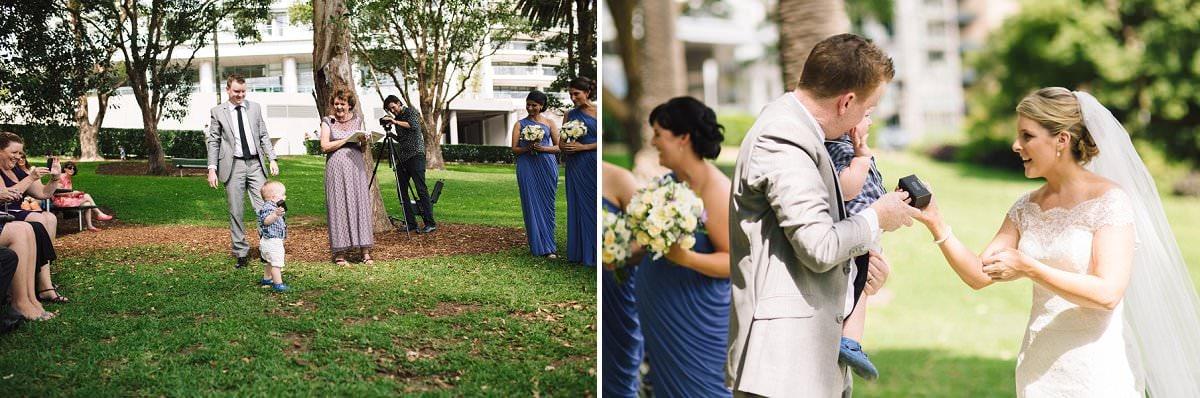 Sydney Summer Wedding