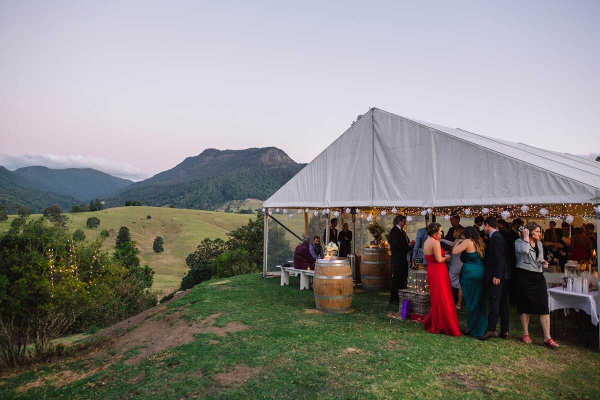 Lost World Valley Wedding