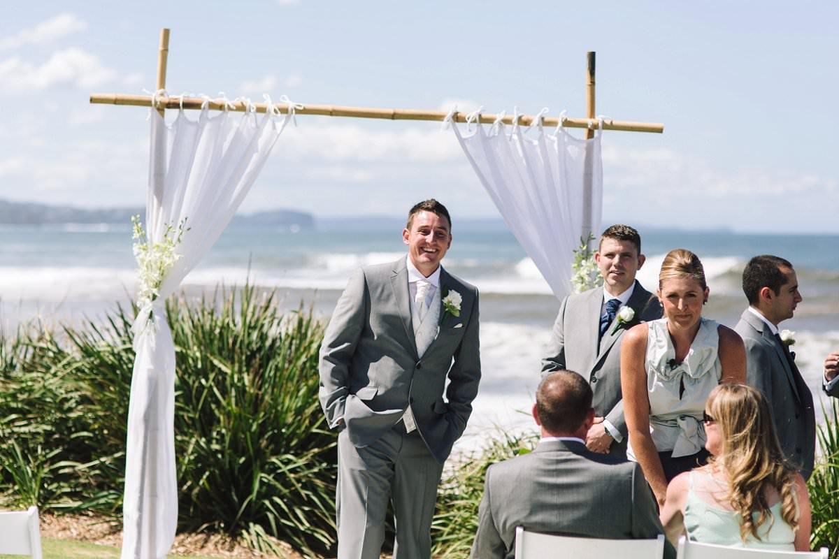 Longreef Wedding