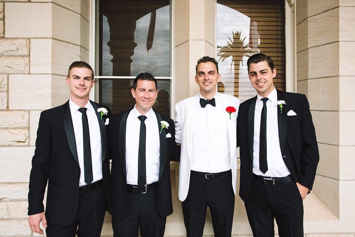 Summer Manly Wedding - 028
