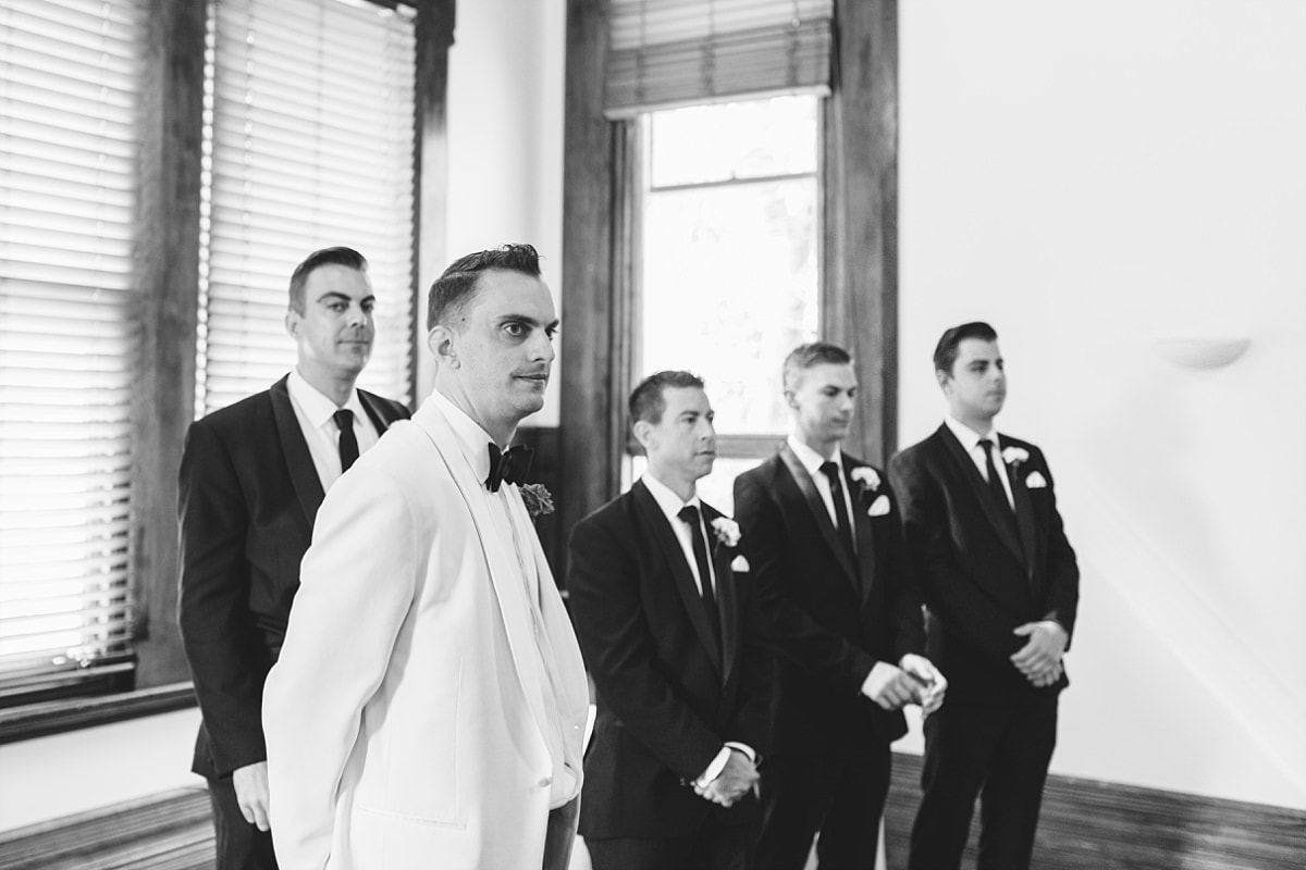 Summer Manly Wedding - 035