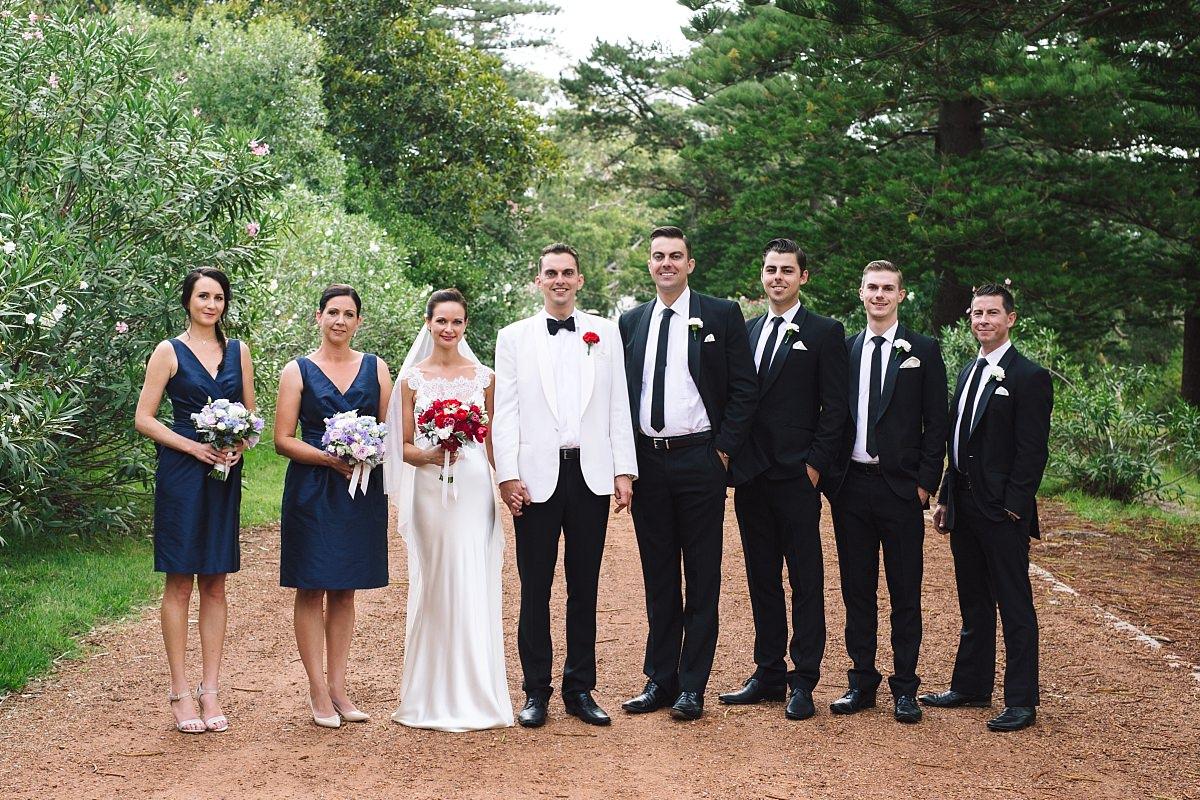 Summer Manly Wedding - 057