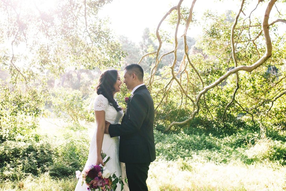 Centennial Park Wedding