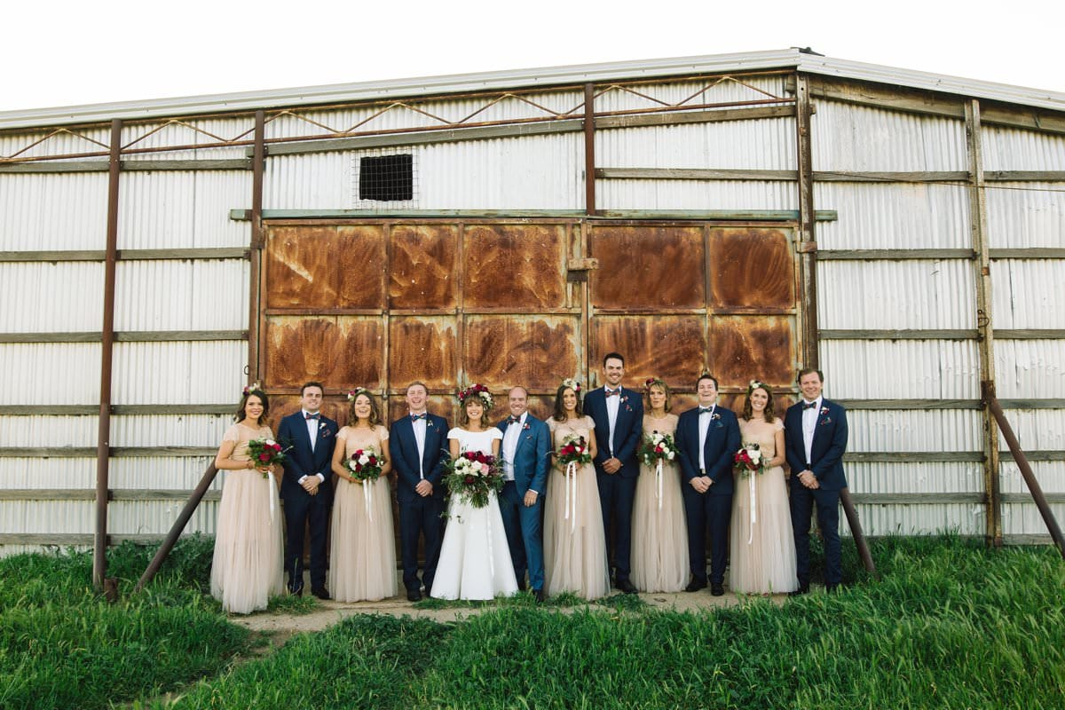 Harden Country Wedding