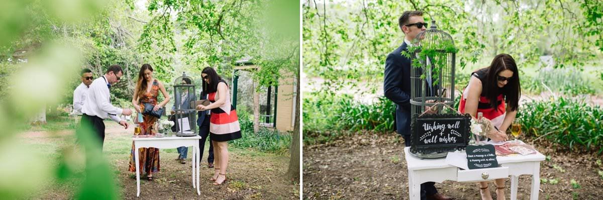 Montrose Berry Farm Wedding