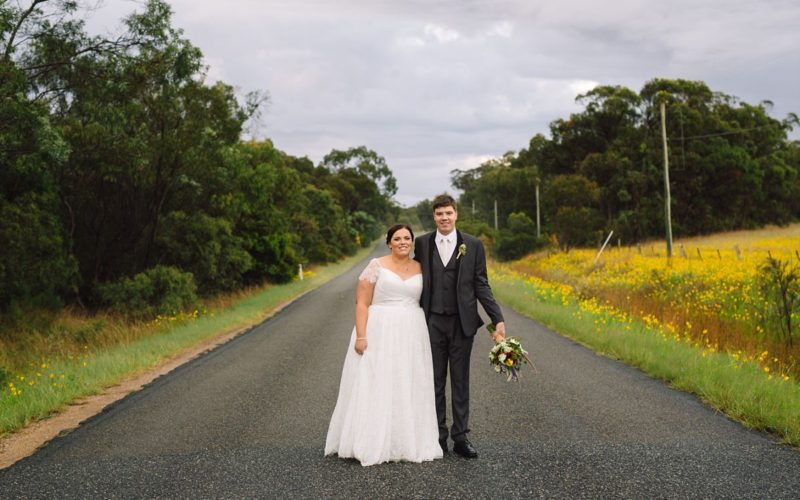 Stanthorpe Wedding