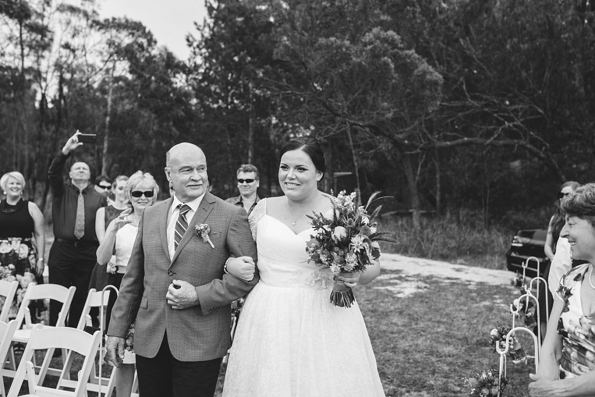 Stanthorpe Wedding