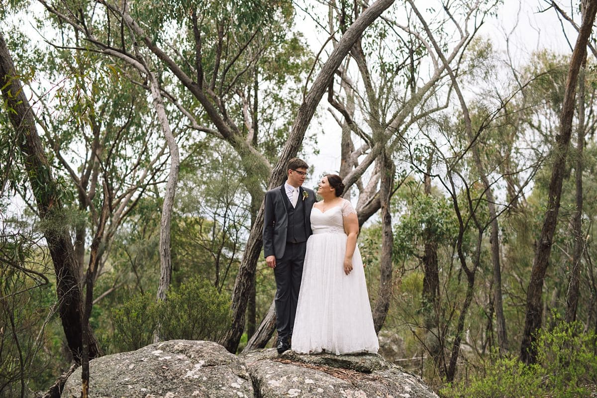 Stanthorpe Wedding at the Happy Valley Retreat