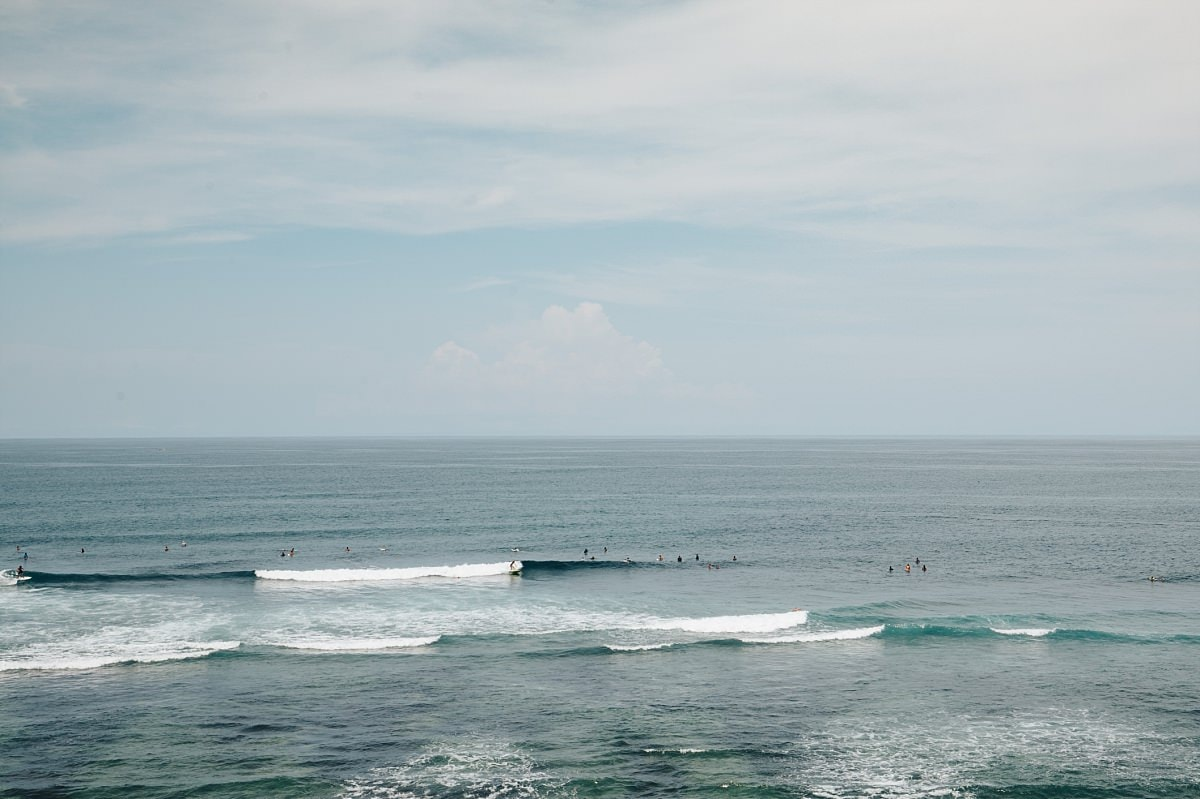 A beautiful view of Bali with Bali Travel Photographer Jack Chauvel
