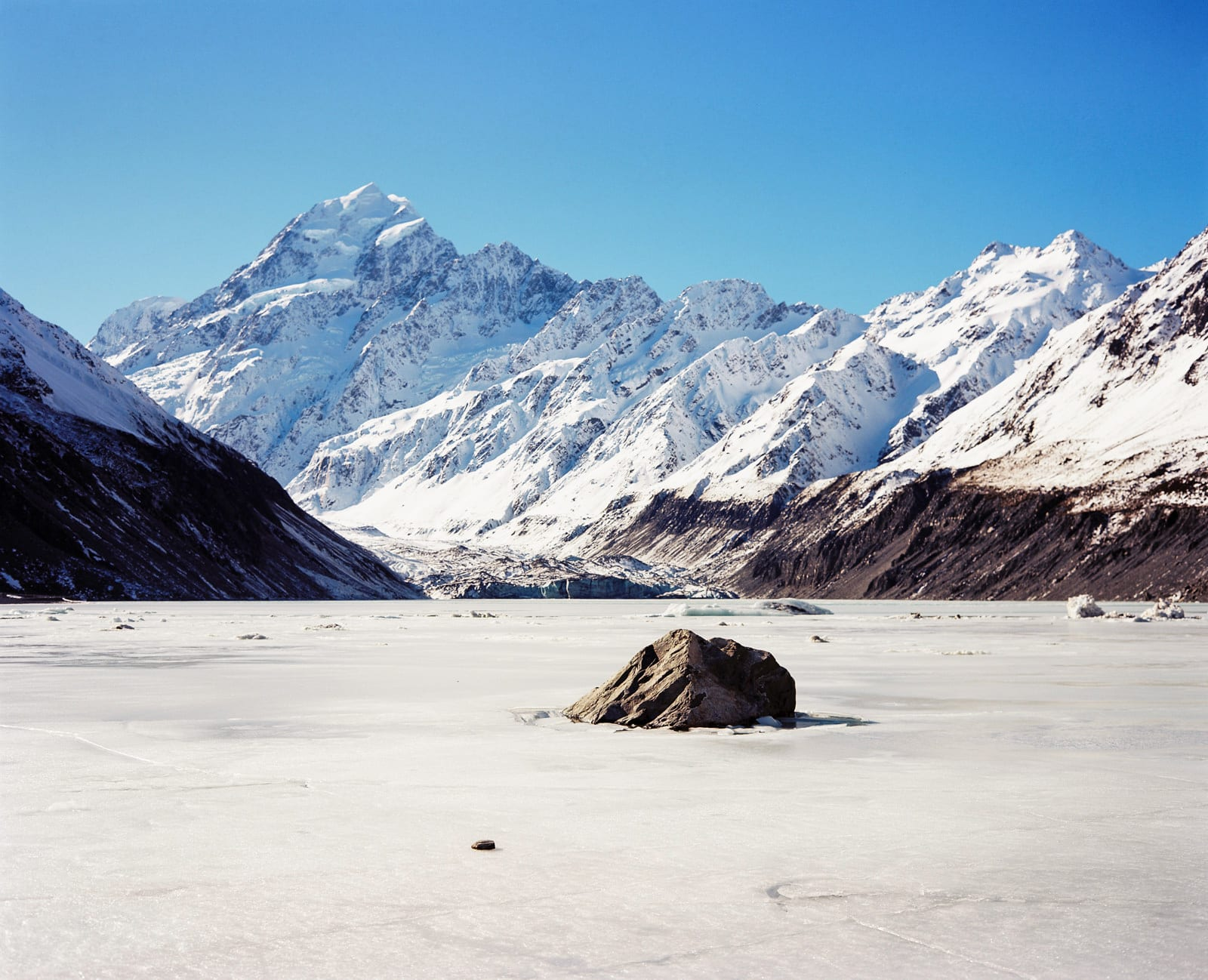 The Hooker Lake