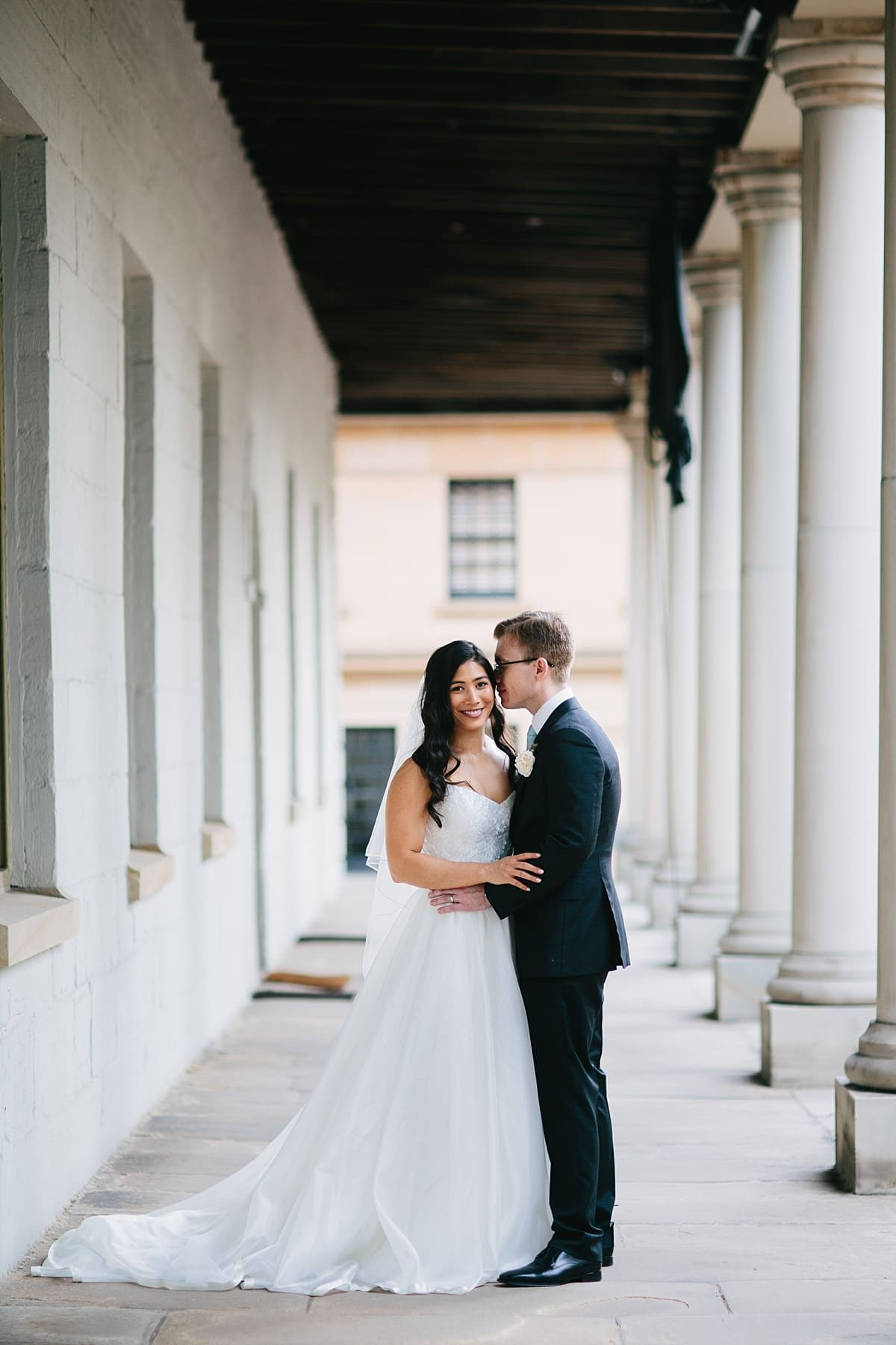 Sydney Mint Wedding