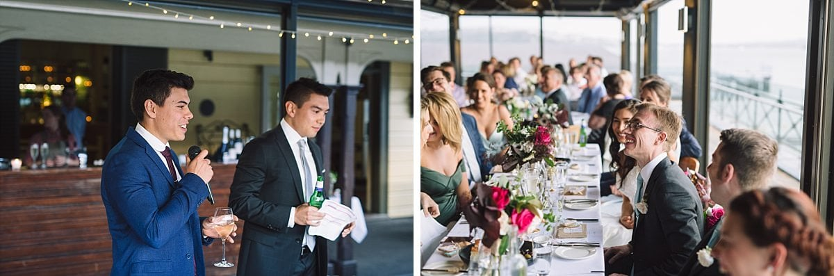 Wedding at Ripples Chowder Bay