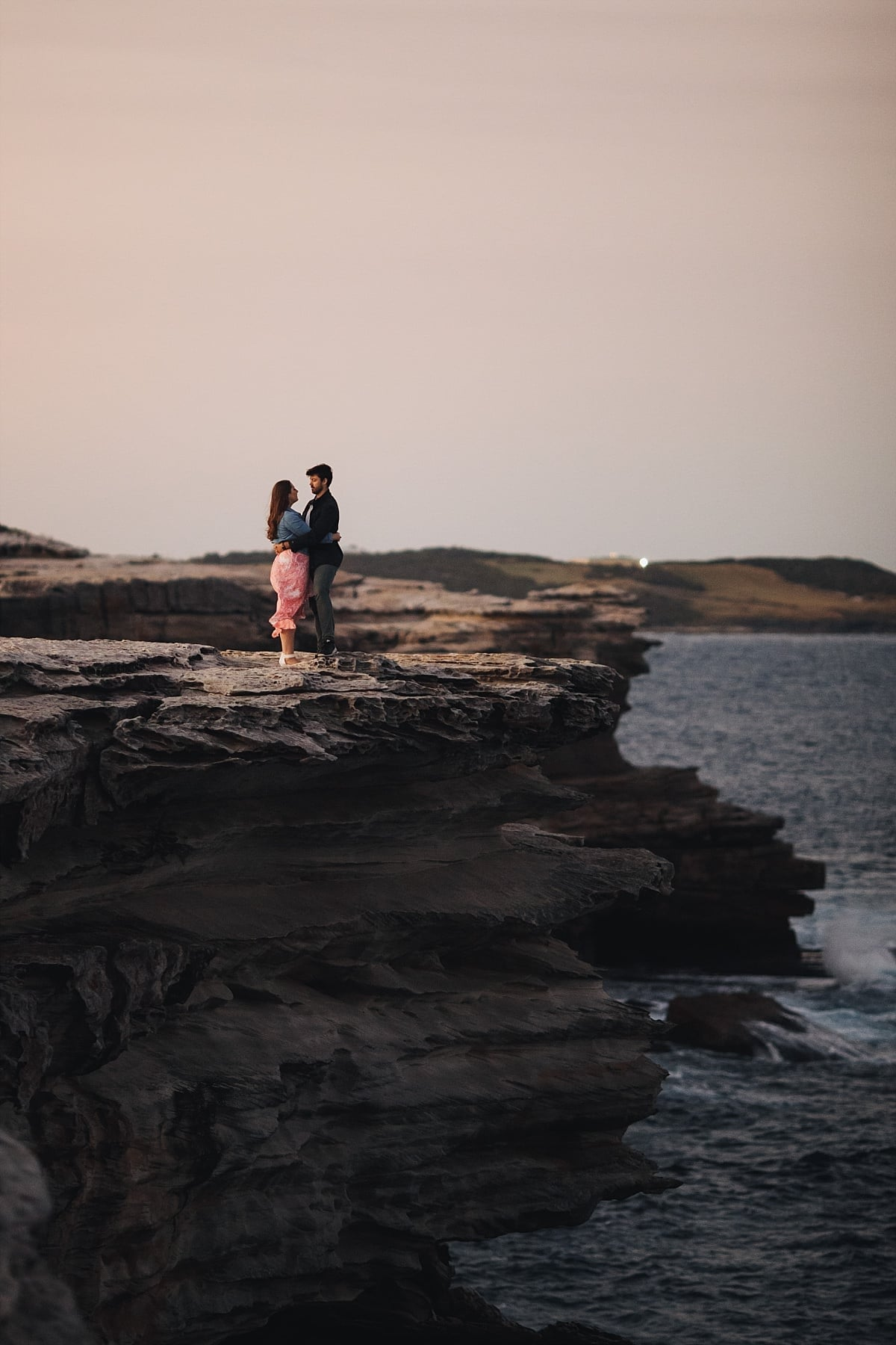 Cape Solander Engagement