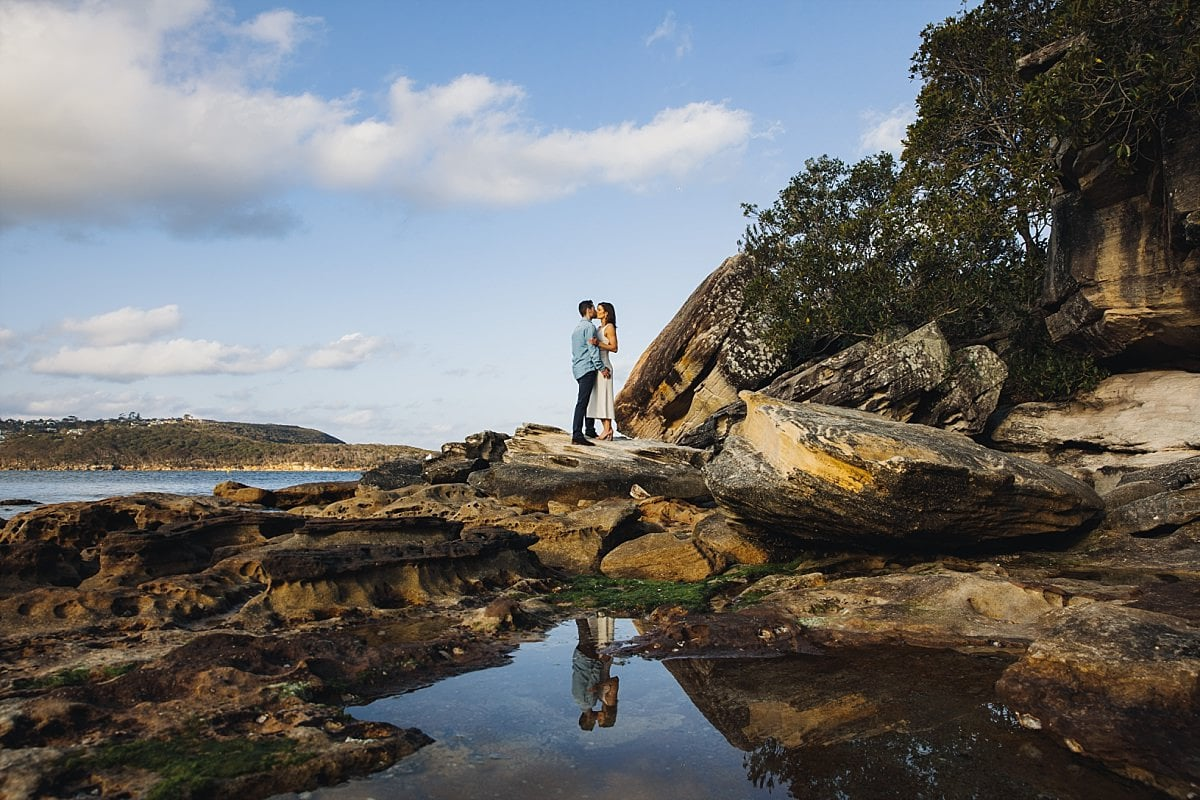 Balmoral Beach Engagement