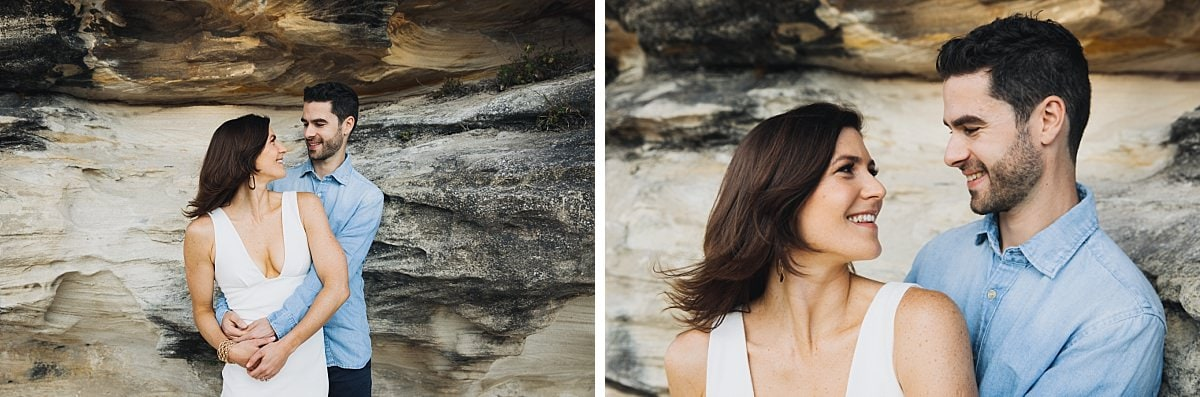 Balmoral Beach Engagement Photoso