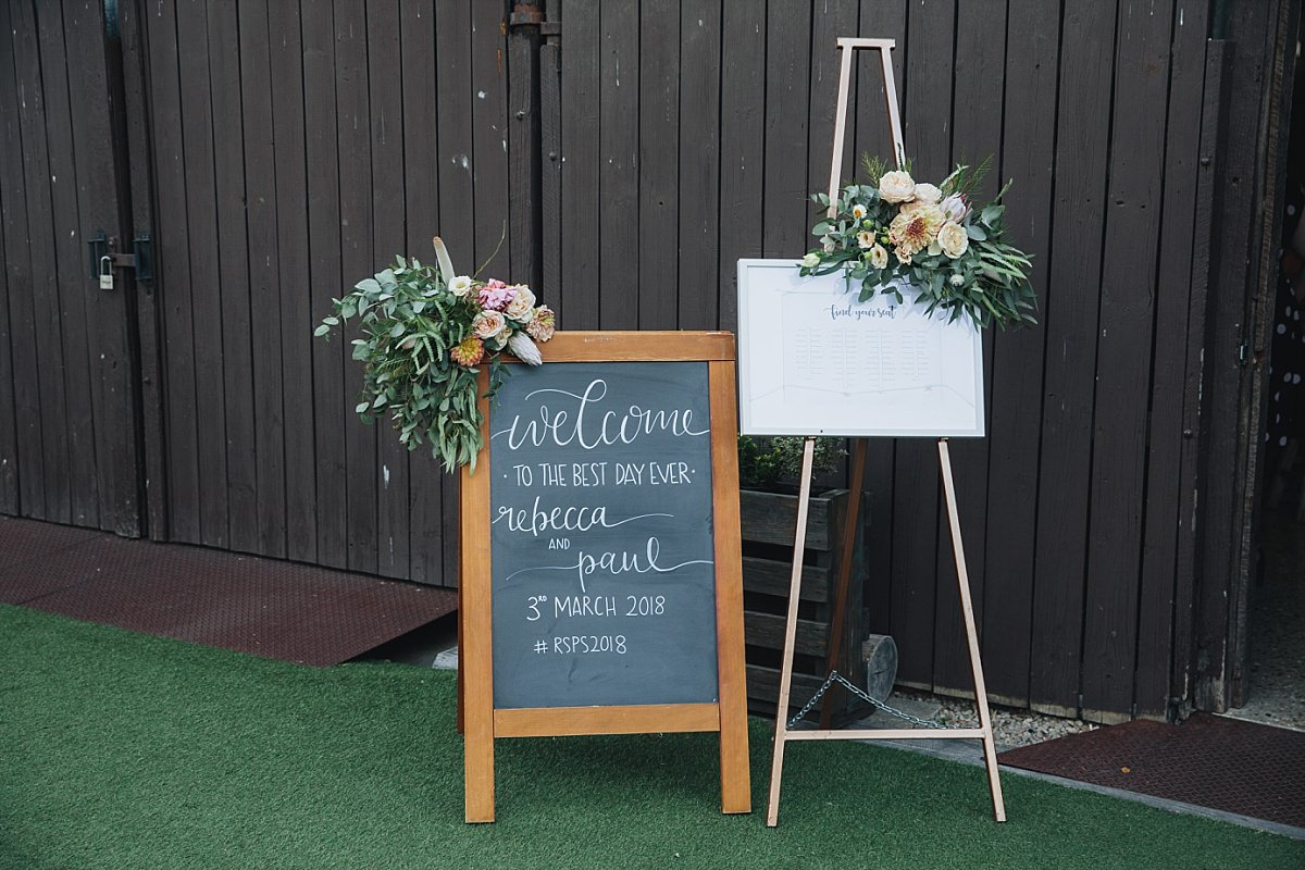 Old Butter Factory Wedding