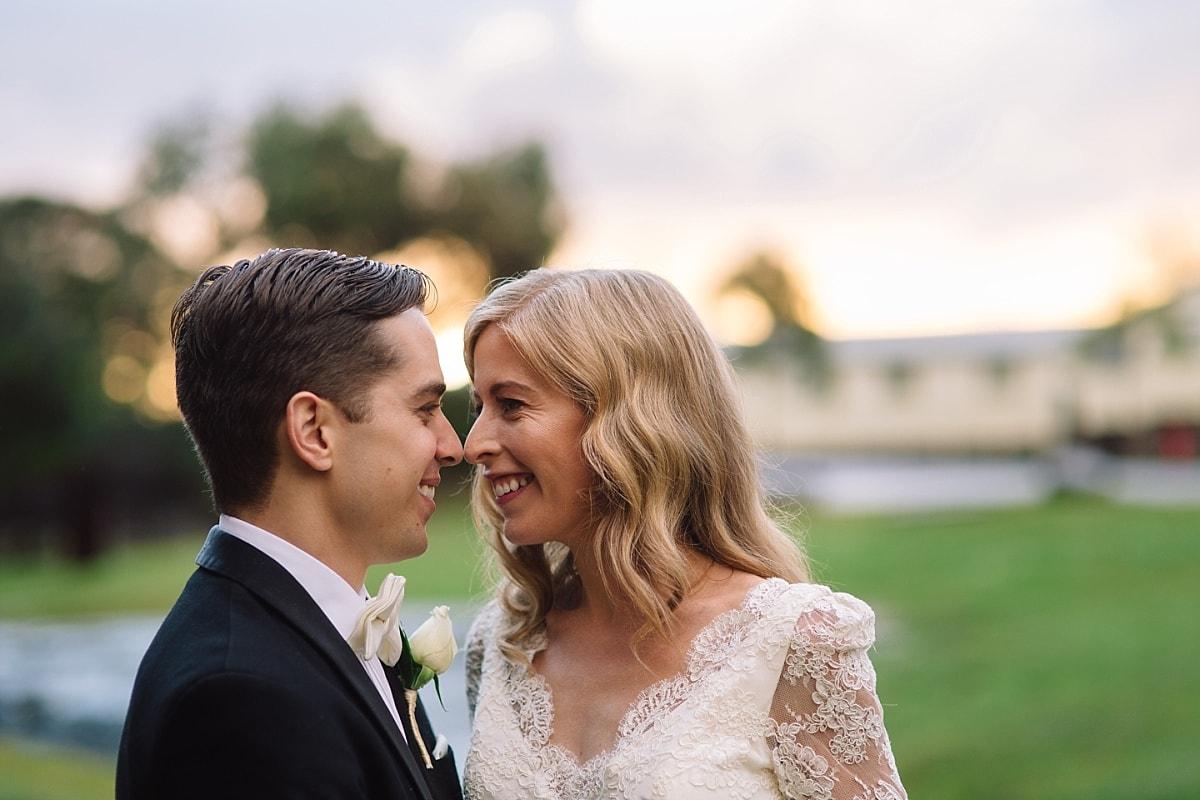 Bride and Groom photo near Gunners Barracks